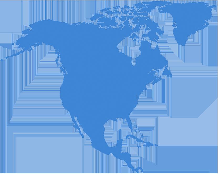 Buy printed plastic cards in North America